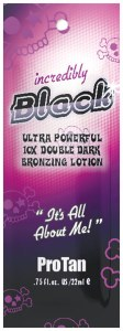 ProTan Incredibly Black 22ml