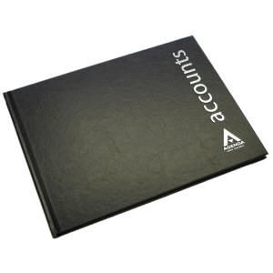 Agenda Salon Account Book