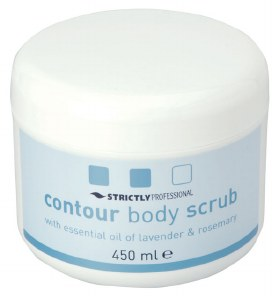 SP Contour Body Scrub 450ml