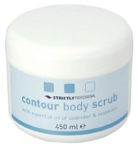 SP Contour Body Scrub 450ml