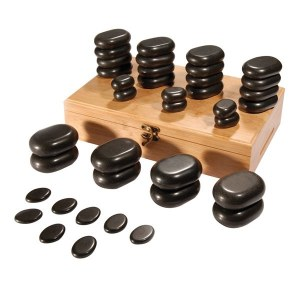Deo Hot Stone Set 36pce