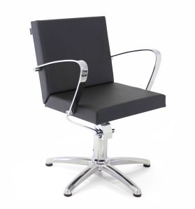 REM Shiraz Hydraulic Chair Blk