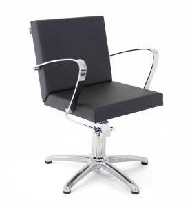 Rem Shiraz Hydraulic Chair Blk