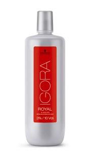 Sch Igora Peroxide 3% 1L