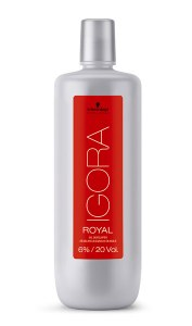 Sch Igora Peroxide 6% 1L