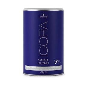 Sch VBlond White Bleach 450g