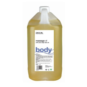 SP Massage Virgin Oil 4Ltr