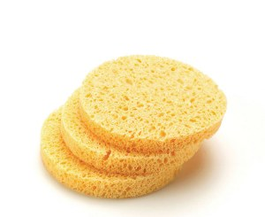 SP Yell Cosmetic Sponges 3pk