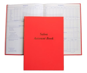 Quirepale Salon Acct Book
