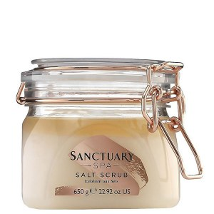 Sanctuary Salt Scrub 650g
