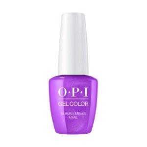 OPI Gel Colour Samurai Ltd