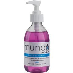 Mundo Sanitizing Hand Gel 250m
