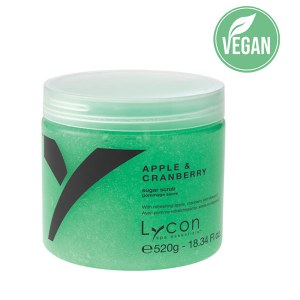 Lycon Apple & Cran Scrub 520g