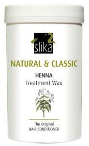 Silka Henna Treat Wax 240g