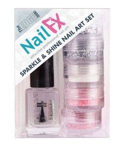 The Edge Nail Art Spark&ShineA