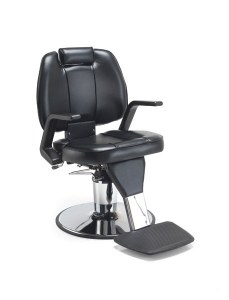 Rem Statesman Barber Chair Blk