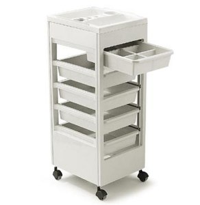 Rem Studio Trolley White Acces
