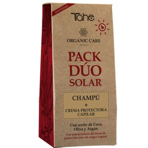 Tahe OC Solar Duo Pack Cream