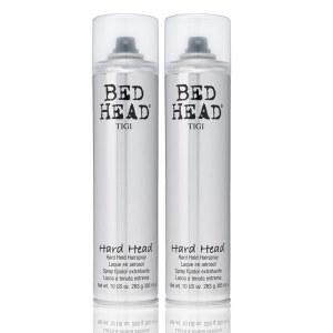 Tigi BH Hard Head HSpray Duo