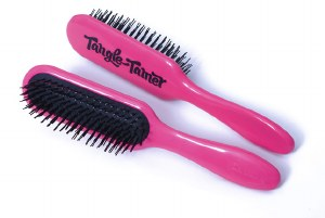 Denman D90 Tangle Tamer Pink