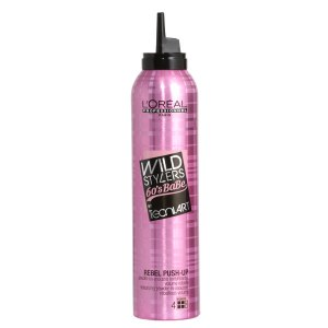 TNA Rebel Push Up Mousse 250ml