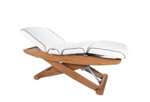 Rem Tuscany Spa Couch White