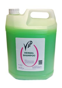 Vip Herbal Shampoo 5Ltr