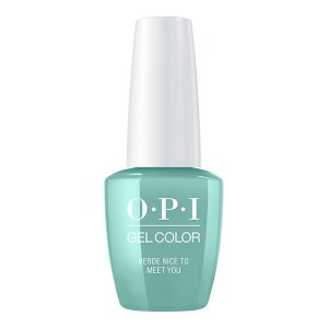 OPI Gel Colour Verde Nice Ltd