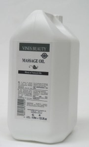 PBS Vines Massage Oil 4L