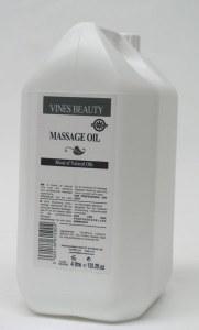 PBS Vines Massage Oil 4L