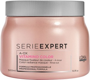 Loreal Vit Col A-OX Mask 500ml