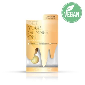 Voesh Golden Glimmer Pedicure
