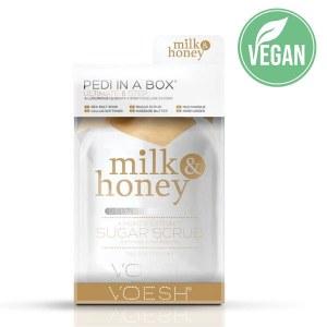 Voesh Milk & Honey Pedicure