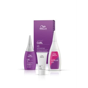 Wella Creatine Curl C Kit