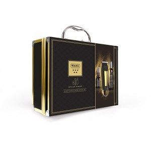 Wahl Detailer Blk & Gold Kit