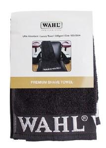 Wahl Shave Towel Black