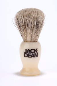 Denman JD Ivory Shaving Brush