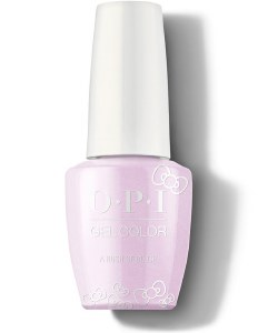 OPI Gel Colour A Hush Blush Lt