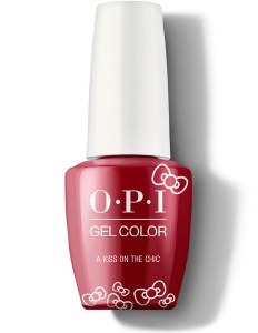 OPI Gel Colour A Kiss on Chic