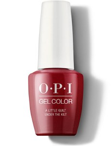 OPI Gel Colour A Little Gu Ltd