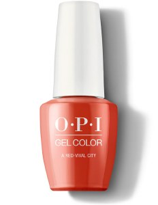 OPI Gel Colour A RedVival Ltd