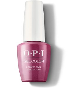 OPI Gel Colour A Rose At Dawn