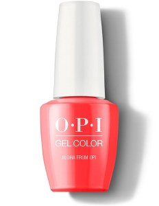 OPI Gel Colour Aloha From OPI