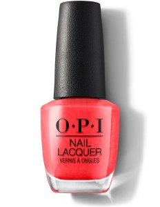Lacquer-Aloha From OPI