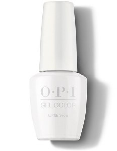 OPI Gel Colour Alpine Snow