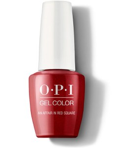 OPI Gel Colour An Affair In R
