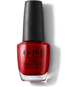 Lacquer-An Affair in Red Squar
