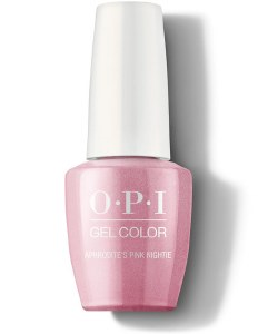 OPI Gel Colour Aphrodites Pink