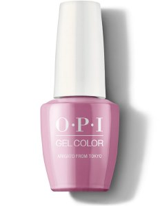 OPI Gel Colour ArigatoTokyo Lt