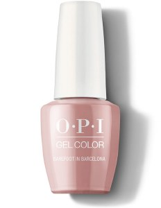OPI Gel Colour Barefoot In Bar